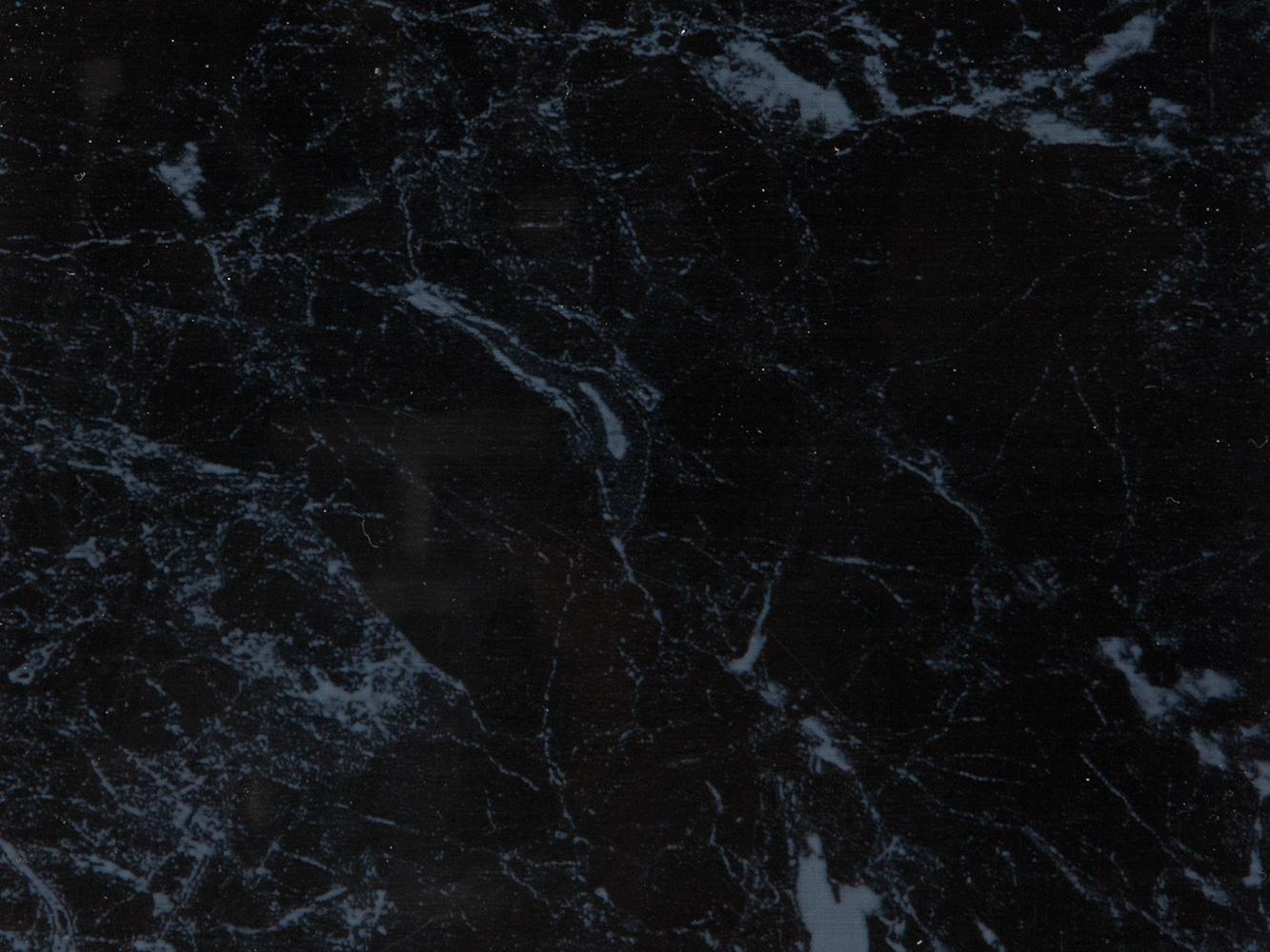 Neptune 250mm black marble 7.5mm pvc