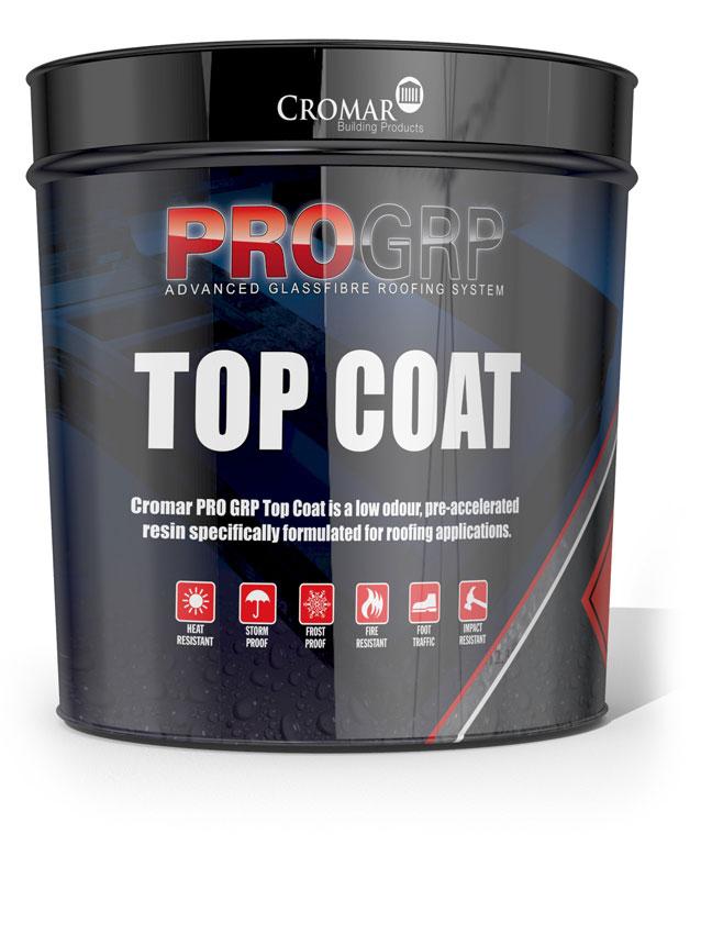 PRO GRP Top Coat 20kg