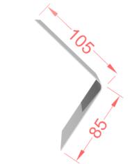 Internal Raised Angle Trim – 3m – INT/195