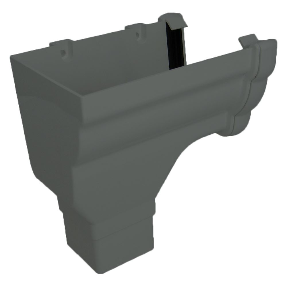 Ogee Stopend Outlet L/H