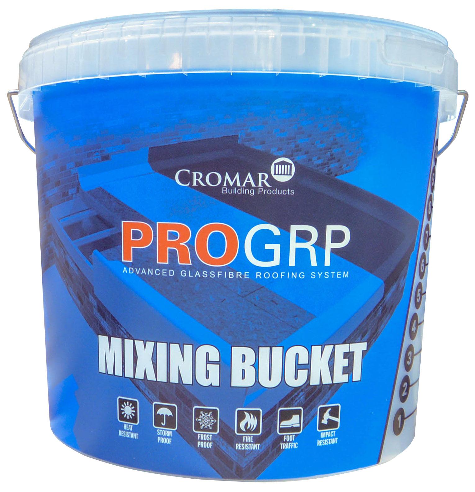 Pro  GRP  Mixing Bucket 12.5 Litre