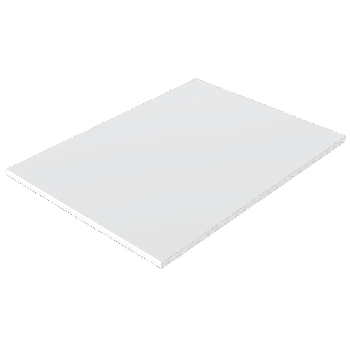 Bright White Flat Board