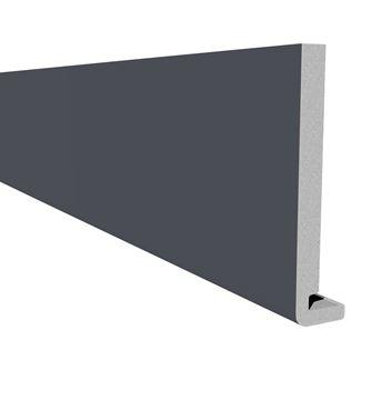 Anthracite Grey Foil Square Fascia