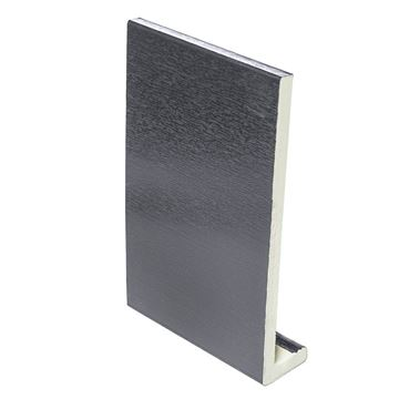 Anthracite Grey Foil Reveal/Cover Board