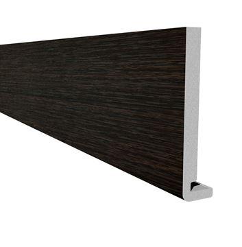 Black Fascia Reveal/Cover Board