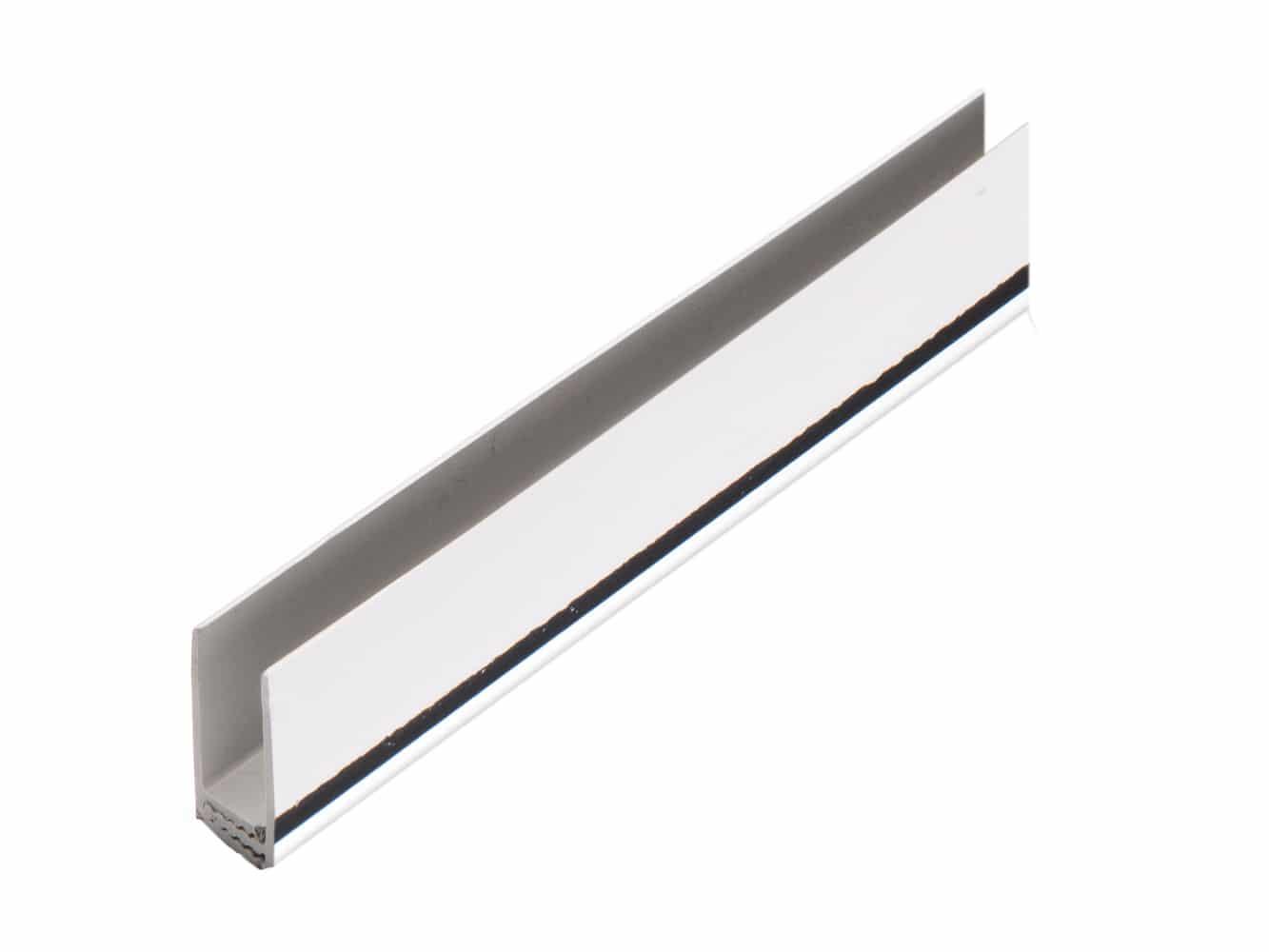 Chrome Wall Panel Trim 3mm-10mm
