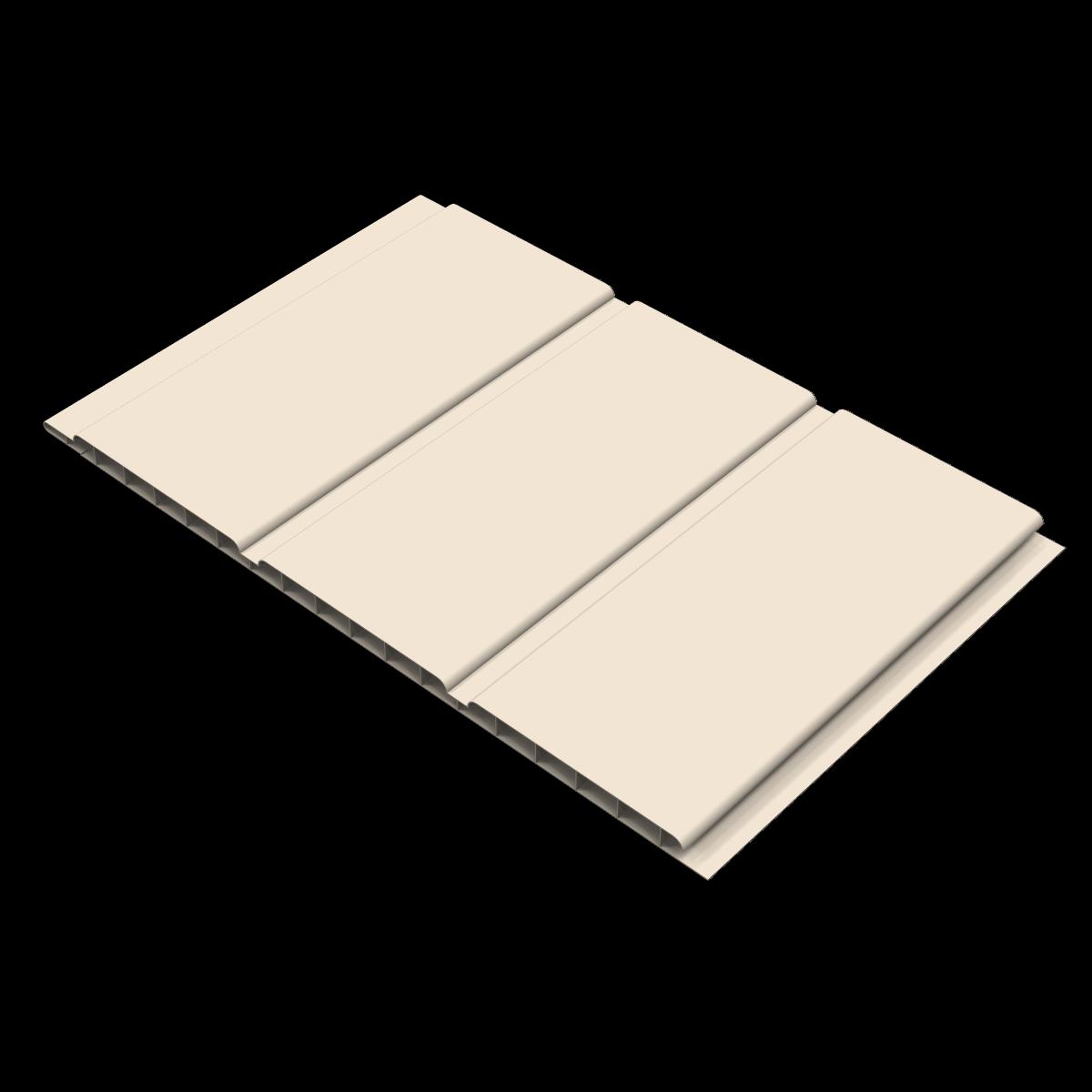 Cream Foil 300mm Soffit