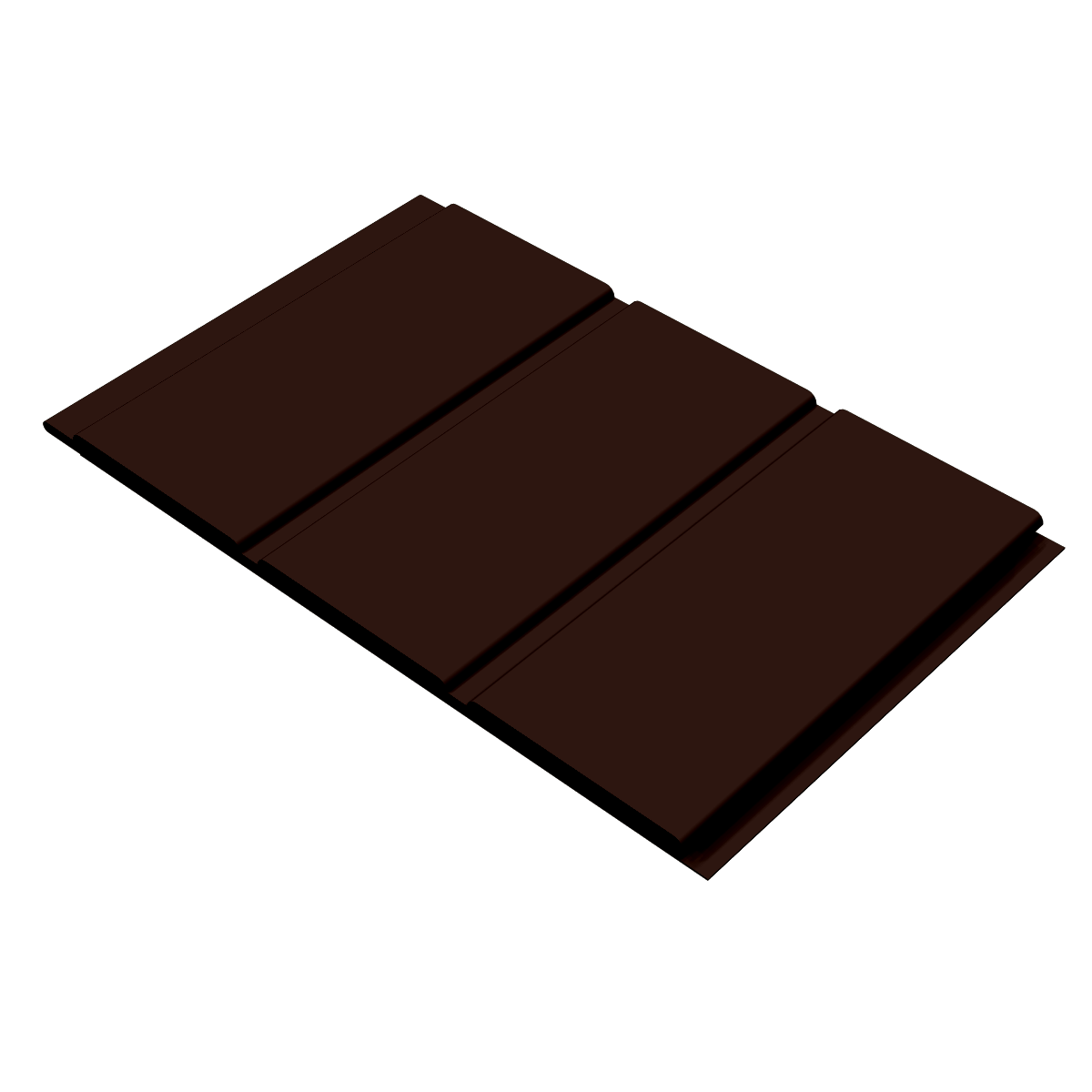 Leather Brown 300mm Soffit