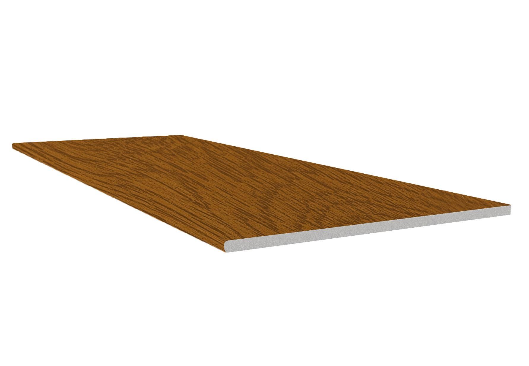 Light Oak 100mm Soffit