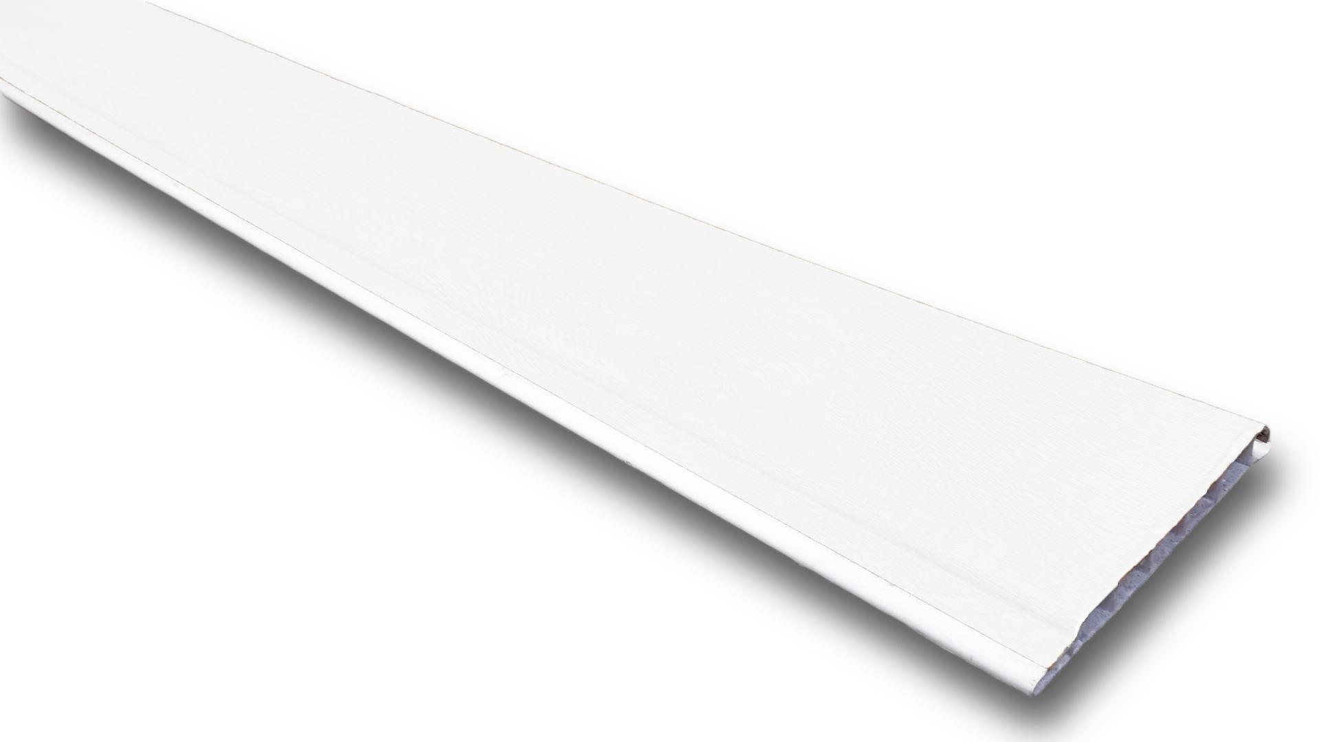 White 100mm Soffit