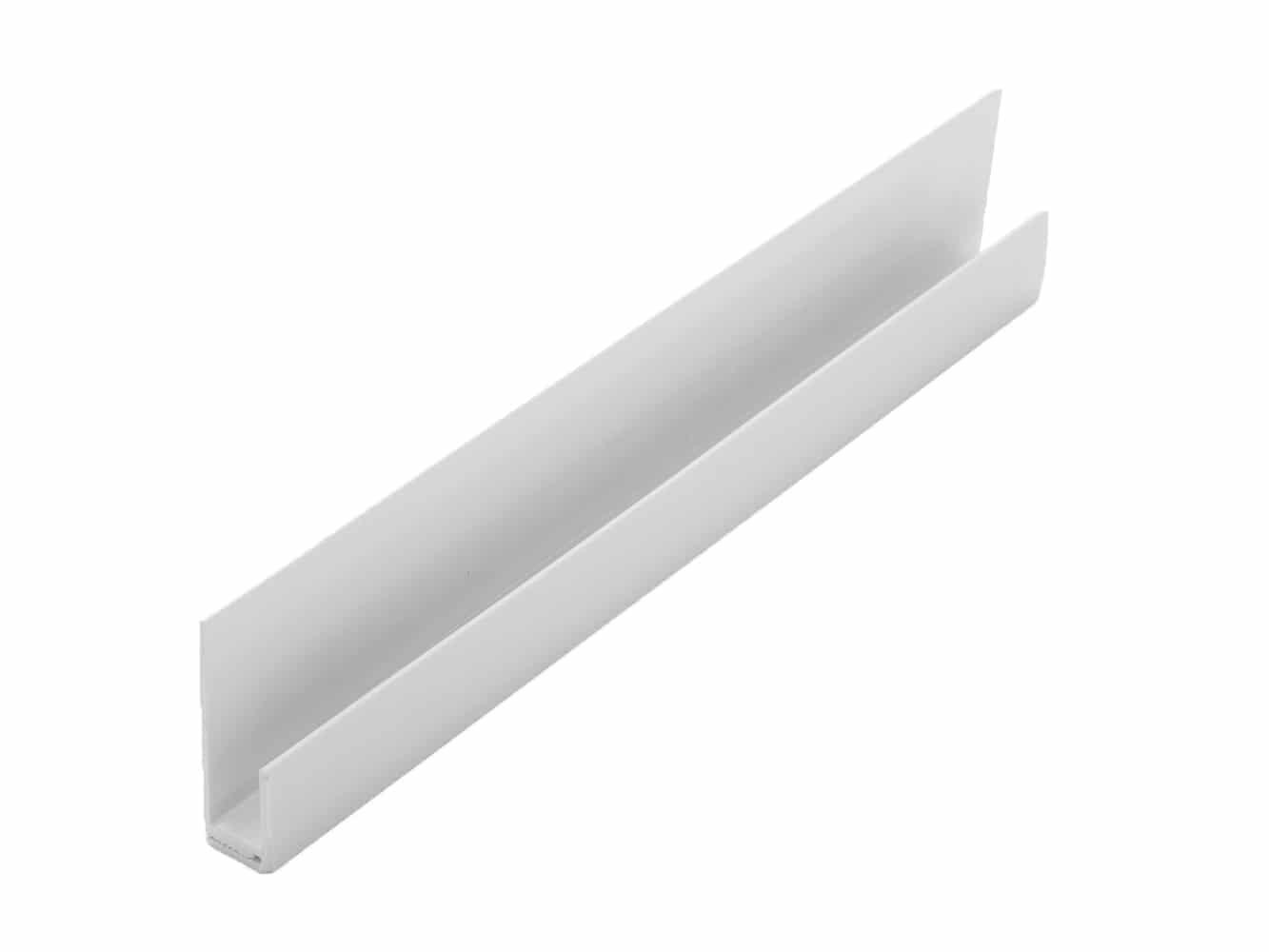 White Wall Panel Trim 3mm-10mm